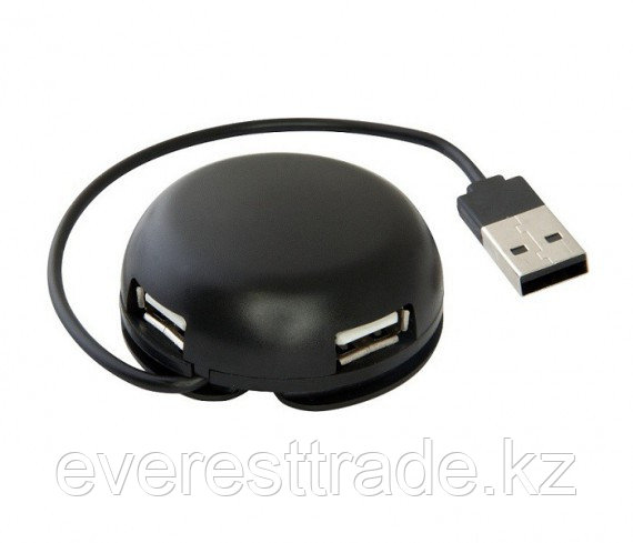 Defender Разветвитель Defender Quadro Light USB 2.0, 4 порта USB 2.0
