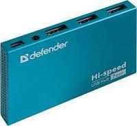Defender Разветвитель Defender Septima Slim USB2.0, 7портов HUB