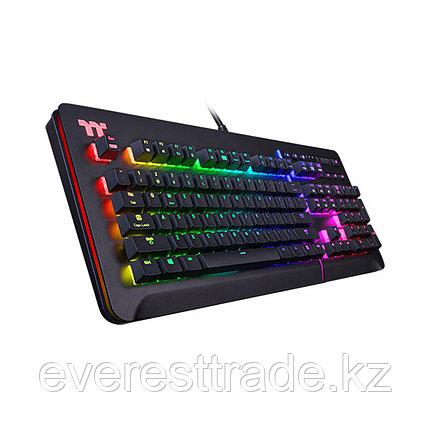 Thermaltake Клавиатура проводная Thermaltake Level 20 Black (Silver Switch), фото 2
