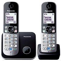 Panasonic Телефон беспроводной Panasonic KX-TG6812 RUB
