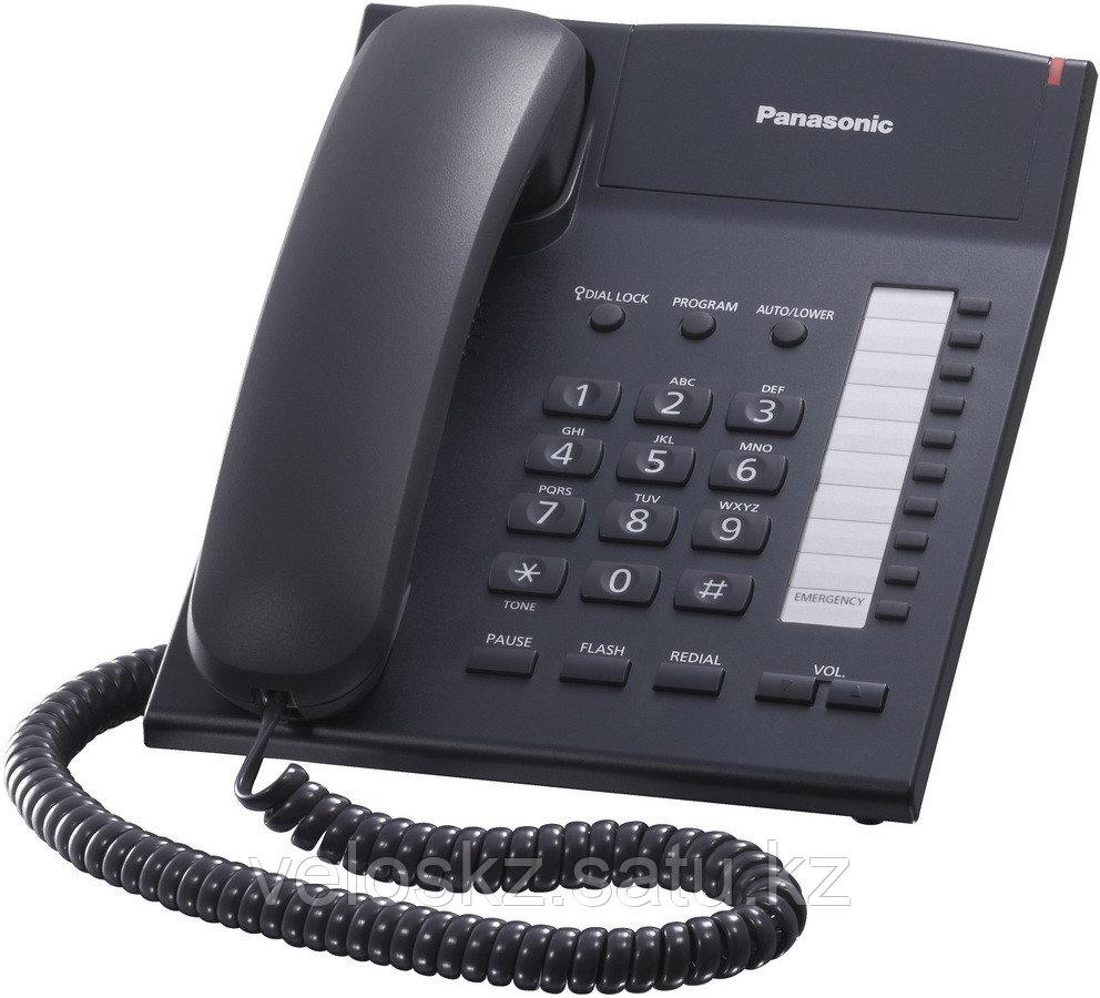 Panasonic Телефон проводной PANASONIC KX-TS2382 RUB
