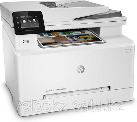 HP МФУ HP Color LaserJet Pro MFP M283fdn 7KW74A, фото 2