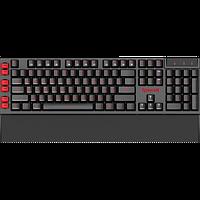 Redragon Клавиатура проводная Redragon Yaksa  (Черный), USB, ENG/RU, 7 цветов подсветки