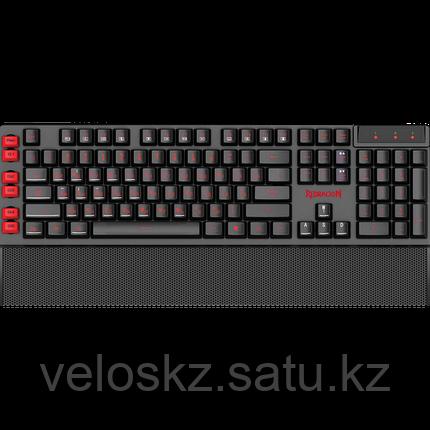 Redragon Клавиатура проводная Redragon Yaksa  (Черный), USB, ENG/RU, 7 цветов подсветки, фото 2