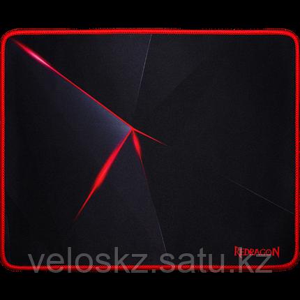Redragon Коврик для мышки Redragon Capricorn 330х260х3 мм, черный, фото 2