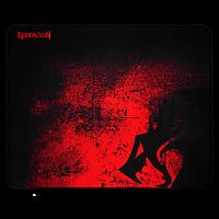 Redragon Коврик для мышки Redragon Pisces 330х260х3 мм, черный