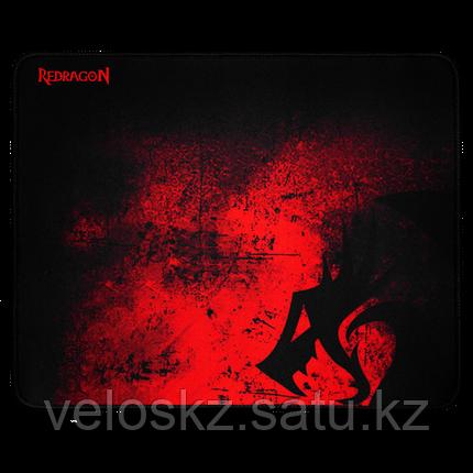 Redragon Коврик для мышки Redragon Pisces 330х260х3 мм, черный, фото 2