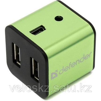 Defender Разветвитель Defender Quadro Iron USB 2.0 4-порта, фото 2