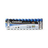 Camelion Батарейки CAMELION, АА. R6P-SP24B, Super Heavy Duty,1.5V, 1220 mAh, 24 шт. в плёнке