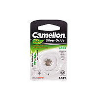 Camelion Батарейки,CAMELION, SR54-BP1 , Silver Oxide, 1.55V, 0% Ртути, 1 шт., Блистер