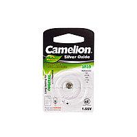 Camelion Батарейки,  CAMELION, SR59-BP1 , Silver Oxide, 1.55V, 0% Ртути, 1 шт., Блистер