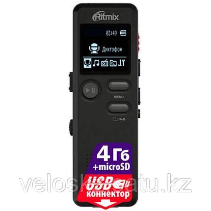 RITMIX Диктофон RITMIX RR-610 4Gb, фото 2