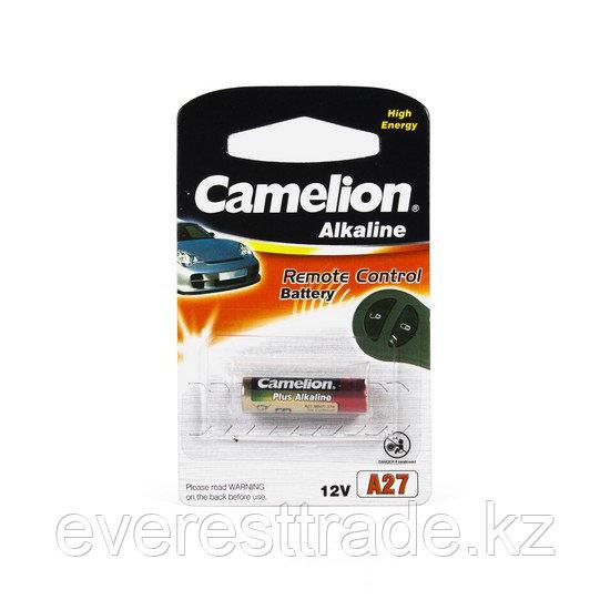Camelion Батарейка, CAMELION, A27-BP1, 12V, 16 mAh, 1 шт.