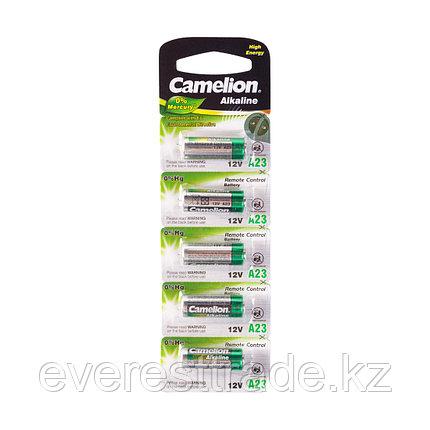 Camelion Батарейка, CAMELION, A23-BP5, 12V, 0% Hg (0% Ртути), 5 шт. в Блистере, фото 2