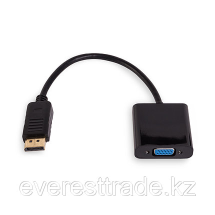 iPower Переходник, iPower, DiVGAB, Displayport на VGA, Чёрный, фото 2