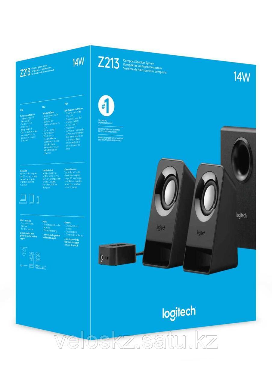 Logitech Колонки проводные 2.1 Logitech Z213 980-000942