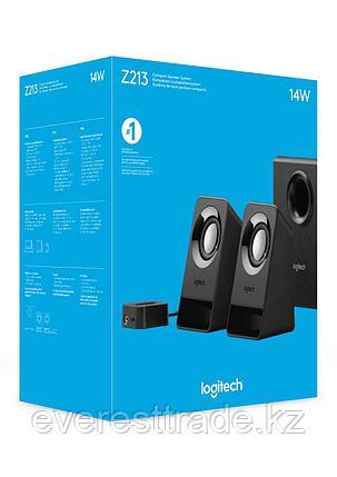 Logitech Колонки проводные 2.1 Logitech Z213 980-000942, фото 2
