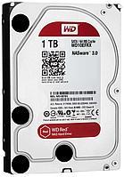 Western Digital (WD) Жесткий диск HDD 1000 Gb WD Red WD10EFRX 64MB 5400RPM