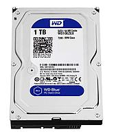 Western Digital (WD) Жесткий диск HDD 1000 Gb WD Blue WD10EZEX 64MB 7200RPM
