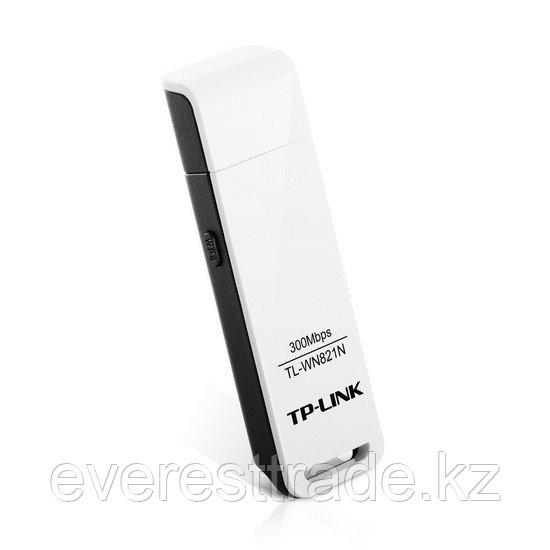TP-Link Сетевая карта, TP-Link, TL-WN821N, Беспроводная, 300M, USB