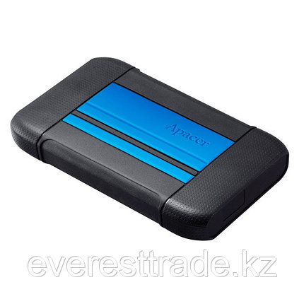 Apacer Жесткий диск внешний 2,5 1TB Apacer AP1TBAC633U-1 синий, фото 2