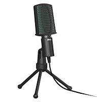 RITMIX Микрофон Ritmix RDM-126 черный-зеленый