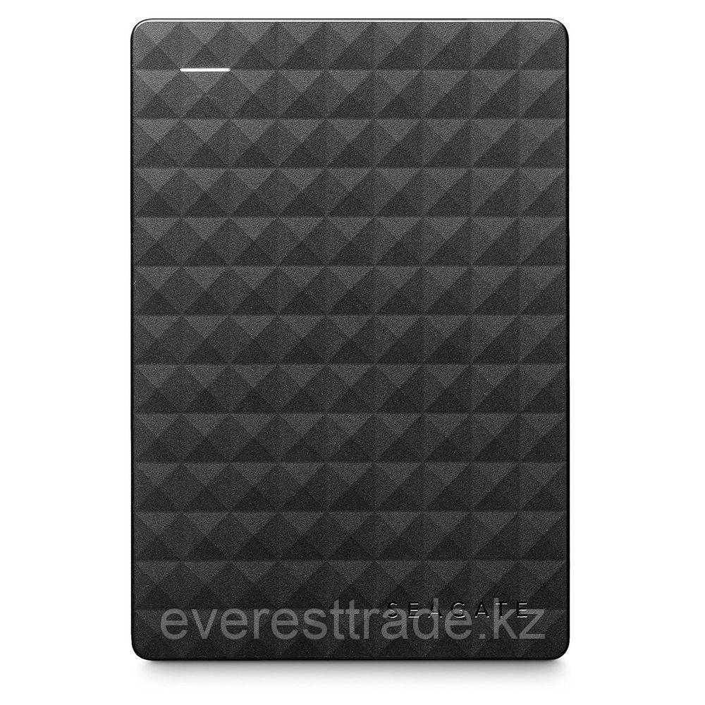 Seagate Жесткий диск внешний 2,5 2Tb Seagate Expansion Portable STEA2000400 USB3.0 черный