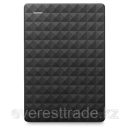 Seagate Жесткий диск внешний 2,5 2Tb Seagate Expansion Portable STEA2000400 USB3.0 черный, фото 2