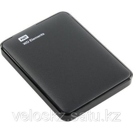 Western Digital (WD) Жесткий диск внешний 2,5 1TB WD Elements Portable WDBUZG0010BBK-WESN USB 3.0 Черный, фото 2