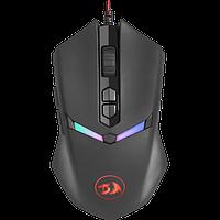 Redragon Мышь проводная Redragon Nemeanlion 2 (черный) USB, 7 кнопок, 3000 dpi