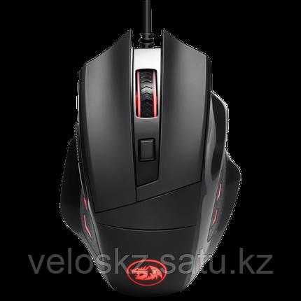 Redragon Мышь проводная Redragon Phaser (черный) USB, 7кнопок, 3200 dpi, фото 2
