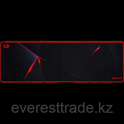 Redragon Коврик для мышки Redragon Aquarius, 930х300х3 мм, черный, фото 2