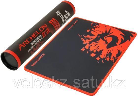 Redragon Коврик для мышки Redragon Archelon M, 330х260х5 мм, черный, фото 2