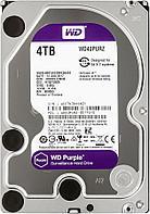 Western Digital (WD) Жесткий диск HDD 4000 Gb WD Purple WD40PURZ 64MB 5400RPM
