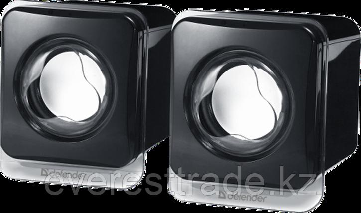 Defender Колонки проводные 2.0 Defender SPK 35 черный, USB, фото 2