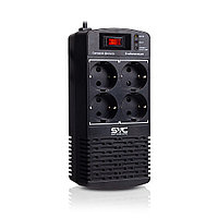 SVC Стабилизатор SVC, AVR-1000-L, Мощность 1000ВА/500Вт