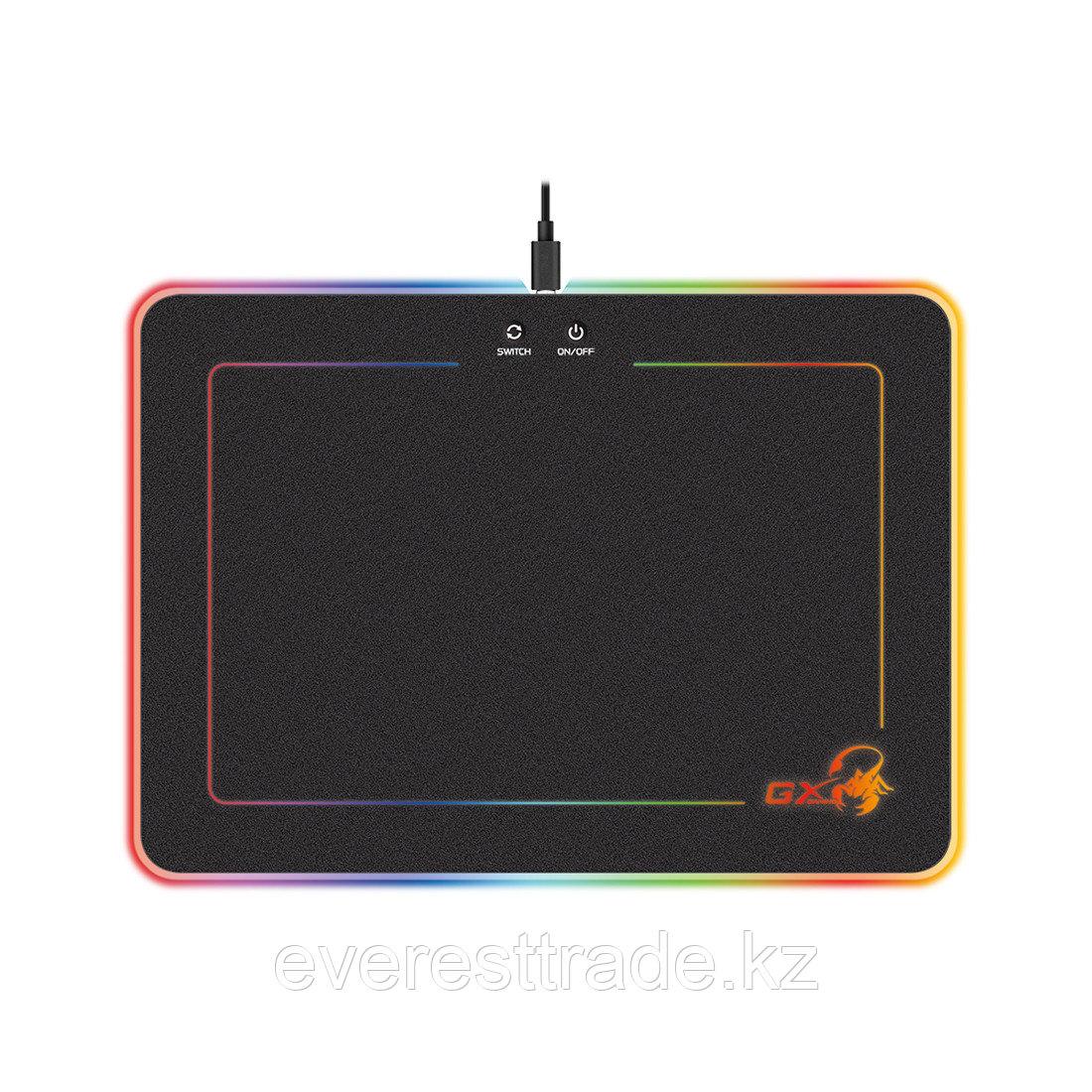 Genius Коврик для мышки Genius GX-Pad 600H RGB