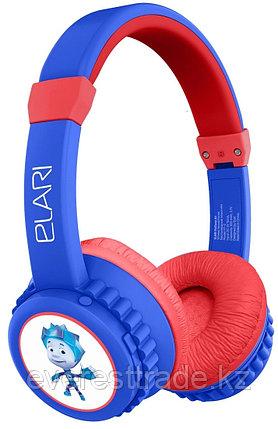 Elari Наушники беспроводные ELARI FixiTone Air сине-красный, фото 2