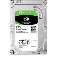 "Seagate Жесткий диск HDD 2000 Gb SEAGATE Barracuda ST2000DM008, 3.5"", 256Mb, 7200rpm"