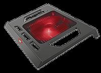 Trust Охлаждающая подставка для ноутбука Trust GXT 220 до 17,3 дюйма Черный