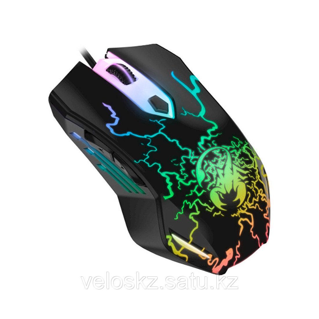 Genius Мышь проводная Genius Scorpion Spear RGB