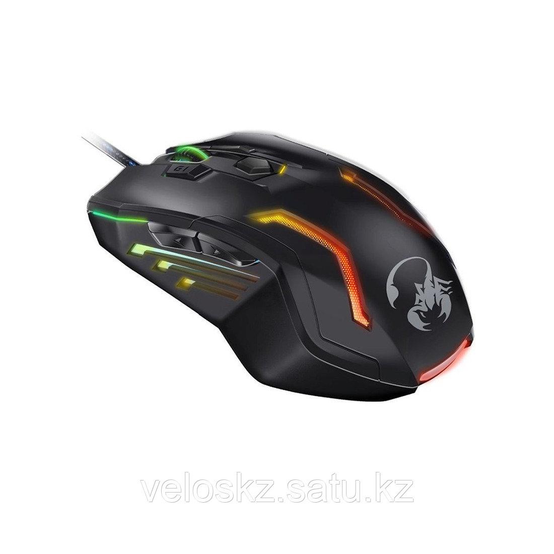 Genius Мышь проводная Genius Scorpion Spear Pro RGB
