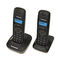 Panasonic Телефон беспроводной PANASONIC KX-TG1612RUH Серый