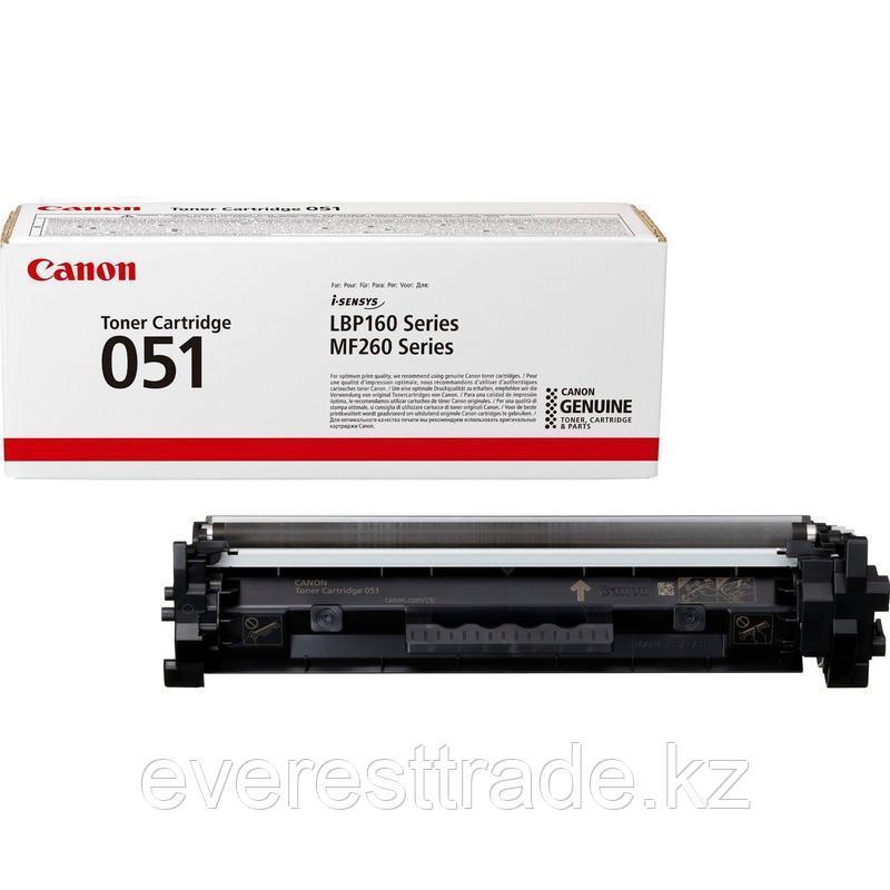 Canon Картридж Canon 051 для LBP162/MF264/267/269