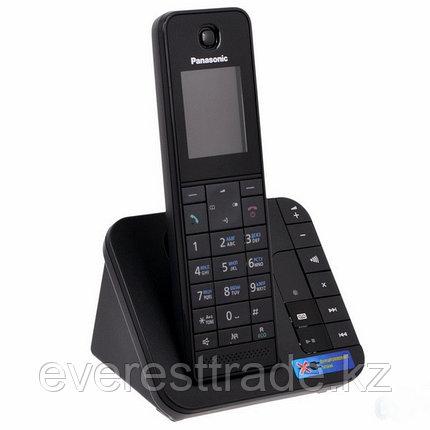 Panasonic Телефон беспроводной Panasonic KX-TGH220RUB Черный, фото 2