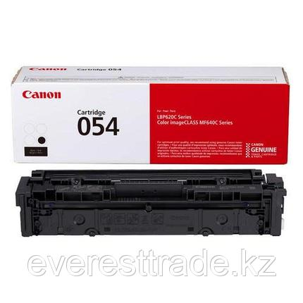 Canon Картридж Canon 054BK для LBP62х/MF64x 3024C002 Черный, фото 2