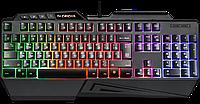 Defender Клавиатура проводная Defender Glorious GK-310L RU,RGB подсветка,19 Anti-Ghost