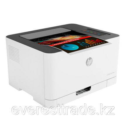 HP Принтер HP Color Laser 150nw /A4/18 ppm 4ZB95A, фото 2