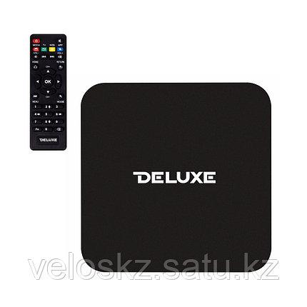 Delux Цифровой телевизионный приемник Deluxe V1Pro смарт приставка Wi-Fi, фото 2