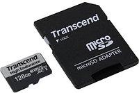 Transcend Карта памяти MicroSD 128GB Class 10 U1 Transcend TS128GUSD350V